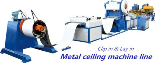 Aluminium Clip In & Lay In Ceiling Tiles Whole Line