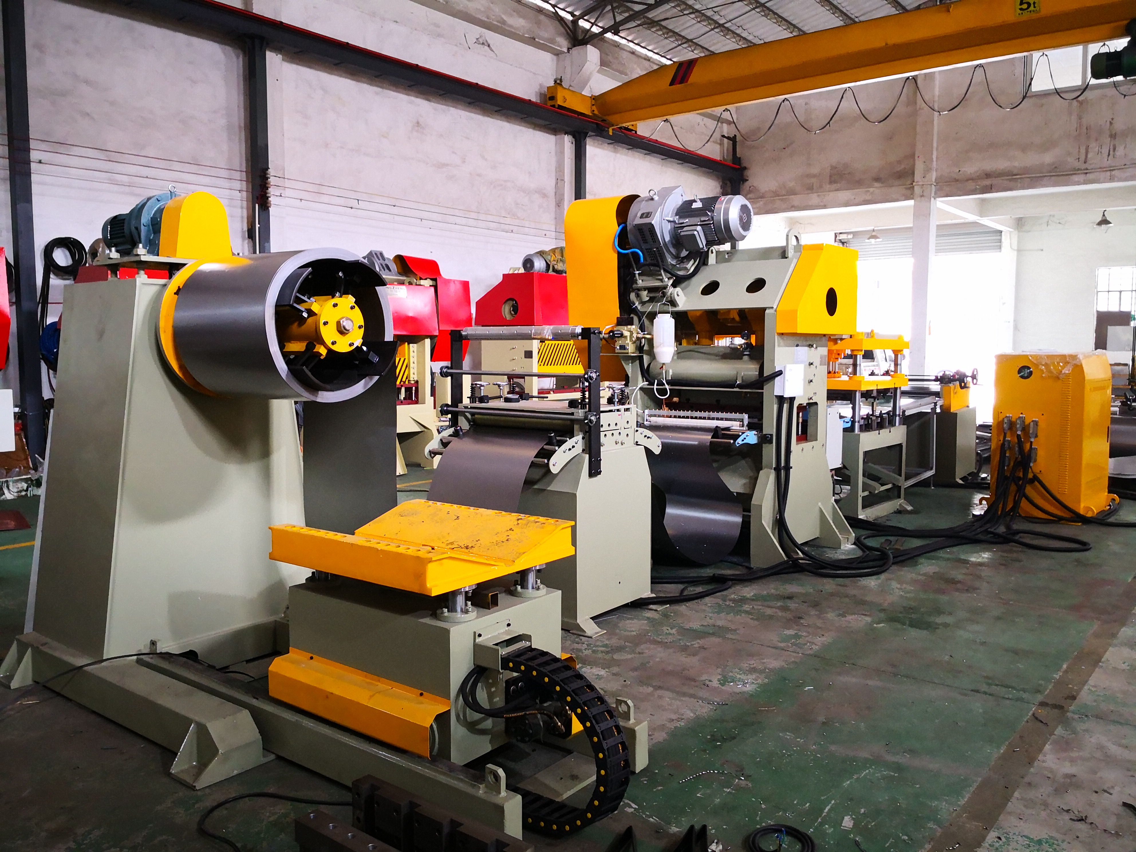 Perforated Ceiling Making Machine