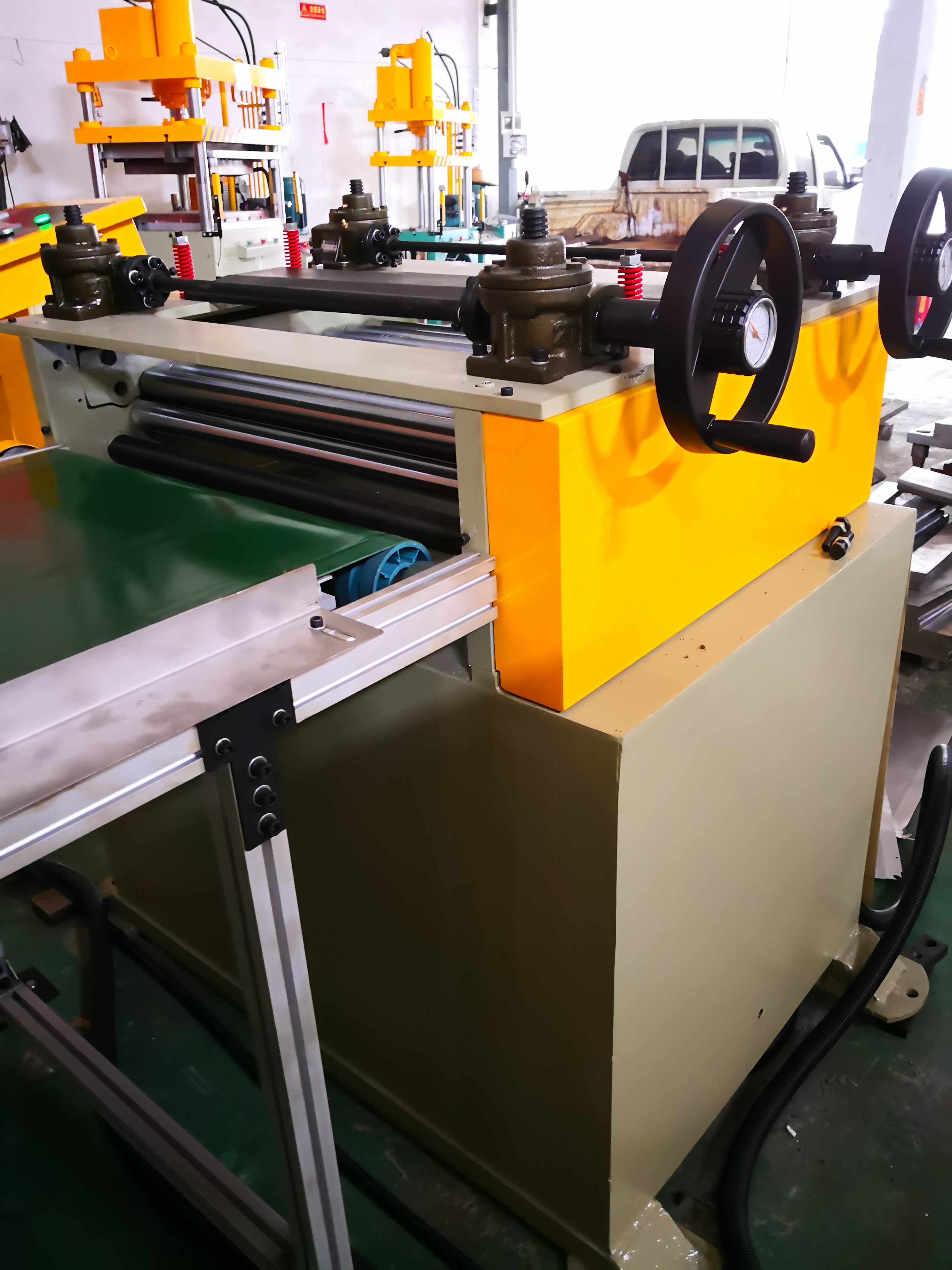 Ceiling Perforated Making Machine
