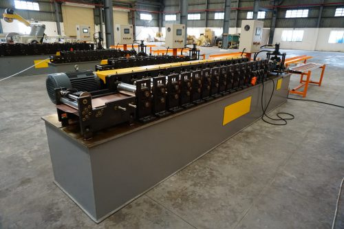 Stainless Steel Keel Making roll forming factory machines