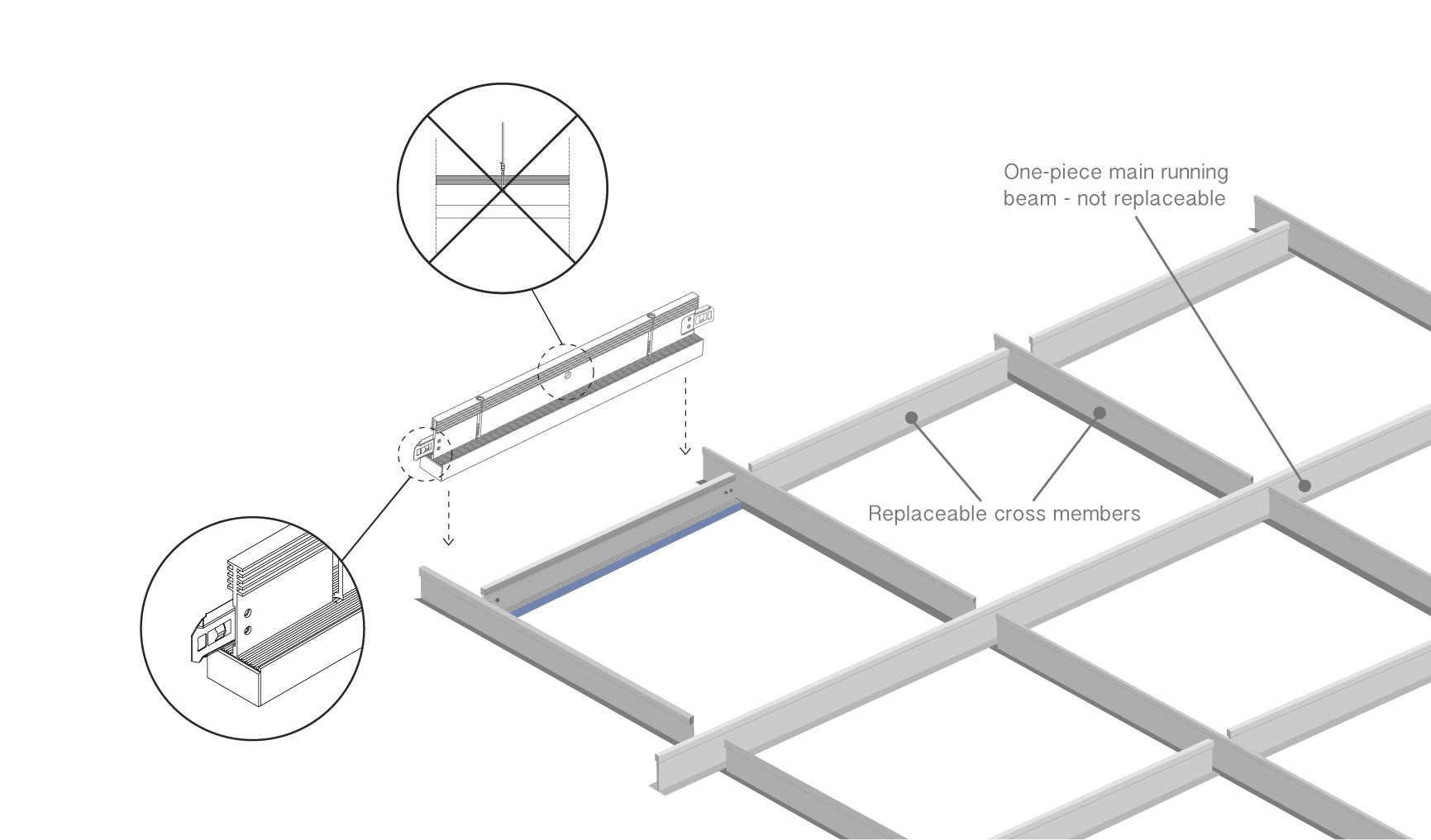 Metal Ceiling Panel Product