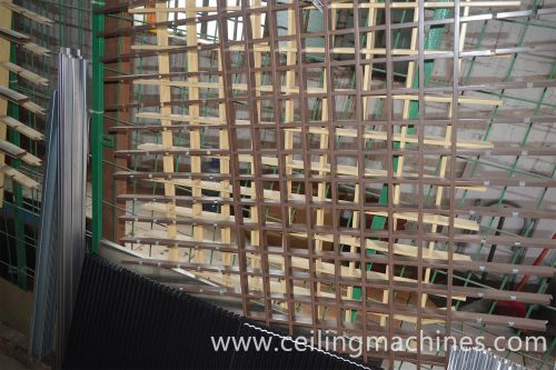 Open cell Ceiling 2